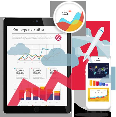 увеличение конверсии сайтов